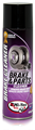 EX100 400G BRAKEKLEEN BRAKE POLYCRAFT CLEAN Brake Cleaner  Brake Cleaner is a mix of solvents that helps clean brakes and brake discs. It can be applied neat to areas that need to be cleaned. Wipe with a clean rag or lint free cloth