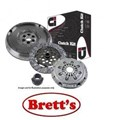 DMF2757N-CSC DMF2757N  CLUTCH KIT PBR   VOLVO S50 - V50 AWD 04/2004 - 2.5 Ltr 2.5L MPFI Turbo  6 Speed B5254T3   CLUTCH KIT FREE SHIPPING*  Includes Clutch Kit + OEM Style Dual Mass Flywheel  R2757 R2757N DMF2757