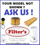 KIT68ZZ FILTER KIT TO SUIT YOUR MODEL LDV VAN OIL AIR BY-PASS FUEL LUBE SERVICE KIT