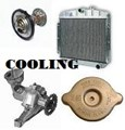 XZU4## 2003-2007 COOLING PARTS HINO DUTRO TRUCK PARTS