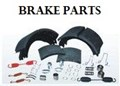 FM657 BRAKE & WHEEL PARTS MITSUBISHI FUSO TRUCK PARTS