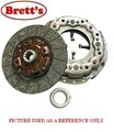 R1676N R1676 CLUTCH KIT ISUZU 14
