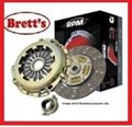 RPM0190N RPM190 RPM190N LEVEL 1 CLUTCH KIT RPM  PBR Ci  LASER KC, 1.3 Ltr, to 7/86 Laser 1980 to 1986: LASER KA, KB 1.5 Ltr, KC, 1.6 Ltr Excluding Turbo  GA, GB, 1.5 Ltr All CLUTCH INDUSTRIES CLUTCH KIT FREE SHIPPING* R0190N R190 R190N