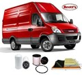 KIT5509 FILTER KIT IVECO NEW DAILY Iveco    Daily 2.3L TD    2012- 35C15 35S15 Turbo Diesel 4Cyl F1A  EDI  DOHC 16V    OIL FUEL AIR FILTER SET