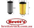 KITS101 FILTER KIT TO SUIT YOUR MODEL SCANIA  EURO 5 R500 SCANIA DC16 500HP EURO5 OIL  FUEL LUBE SERVICE KIT