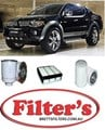 KIT3012  BRETTS FILTERS 4WD FILTER KIT RSK10 MITSUBISHI TRITON ML  3.2L DIESEL 4M41    OIL FUEL AIR FILTER SET KIT ML  Common-Rail Turbo Diesel K-10030 MK13563  K10030 P902858