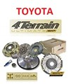 TOYOTA 4 TERRAIN HEAVY DUTY CLUTCH KITS