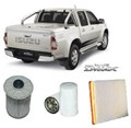 KIT2211 FILTER KIT   ISUZU DMAX D-MAX  3L TURBO 6/2008-6/2012 4JJ1TC Turbo DiesL 4 CYL 3.0L 4JJ1 OHV 	07/2008-6/12   OIL FUEL AIR FILTER SET KIT  KIT2001, MK13257 , RSK6 , K-15131 , K15131 , WK45  P902857