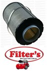 FA9765 Air filter insert for Volvo Penta TAMD73 TAMD74 TAMD75 RO: 3827167 3838952 SA16465 SA 1645 HIFI 3827167 VOLVO 3838952 VOLVO SL81734 SF-FILTER
