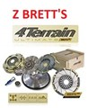 4 TERRAIN HEAVY DUTY CLUTCH KITS