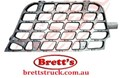 17403.002 RH OR LH RIGHT HAND OR LEFT HAND SIDE STEP GRATE MITSUBISHI  MITSUBISHI/FUSO CANTERFE657 09/1996-09/1997 FE637 7/1996-10/1997 FE649 04/1995-06/1996 FE537 7/1996-11/1997 FE637 10/1997-09/2002 - C