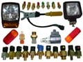 ELECTRICAL DAIHATSU DELTA TRUCK PARTS