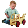 Moover Toys Tow Truck Natural