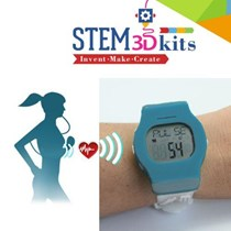 3D Printing STEM Kits - Heart Rate Watch Kit