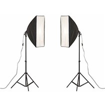 Softbox Lights and Stands