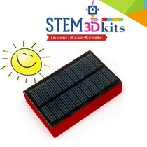3D Printing STEM Kits - Solar Battery Charger