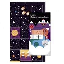 Cubetto - Space Map and Story Book