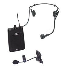 Promic Headset/Lapel Microphone & Belt Pack Transmitter