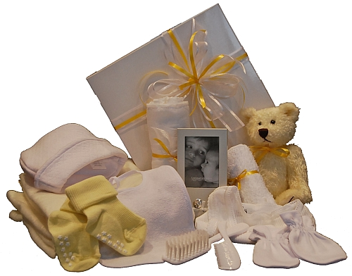 Corporate Baby Gifts Australia : Baby bliss hamper gift hampers australia christmas