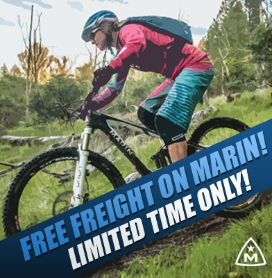 Marin Free Freight Limited Time Only