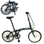 Dr. Hon SUV 6 Speed Folding Bike