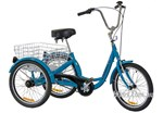 Gomier 20' - 6 speed Adult Tricycle