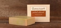 Patchouli Cedarwood Bar Soap