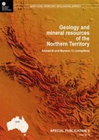 Geology and Mineral Resources of the Northern Territory