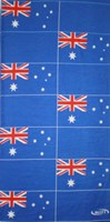 Australian Flag Miracle Scarf