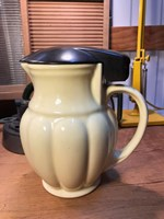 Large Vintage Australian NPA Electric Ceramic Jug