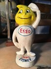 Vintage Style Cast Iron Novelty Esso Petrol Money Box Man Cave Bar