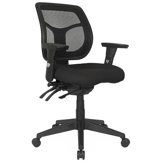 Posturemate Low Back Office Chair Great For Bad Backs Great Lumbar Support Chairs Are Assembled Office Furniture Store Office Furnitures Office Chairs