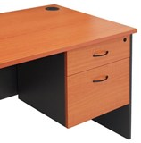 Kellys - Express 3 Drawer Fixed Pedestal