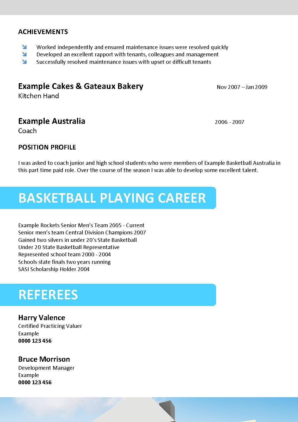 Real Estate Agent Resume Template 095
