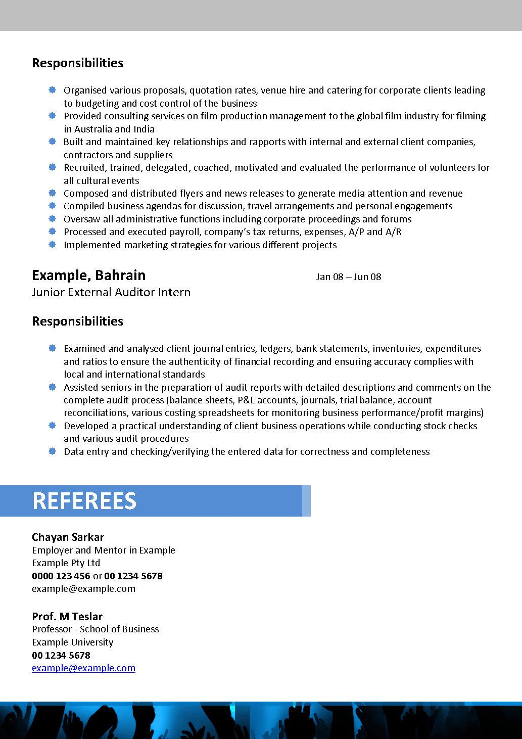 event planner resume template resume templates event resume templates