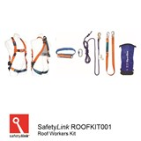 Roof Workers Kit Spanset Premium Roofers Safety Kit (6001)