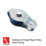 REC.PULL007.01 : SAFETYLINK Pulley - Single Rope (nylon wheel)