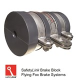 FOXBREAKBLOCK : SAFETYLINK Flying Fox Brake Block