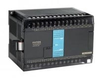 FBs Series 24x 24 VDC input + 16x relay output expansion module (PNP)