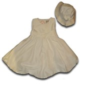 Flower Girl / Baptism / Christening 2 Pieces Set - Baby Girls Clothes