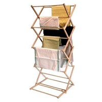 Basic Folding Clothes Horse- Clothes Airer