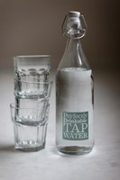 Tap Water Bottle