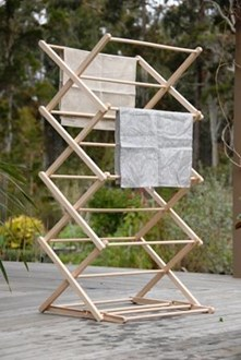 Folding Clothes Horse- Clothes Airer