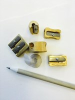 Brass Pencil Sharpeners