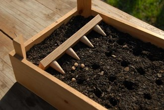 Seed Tray Dibber