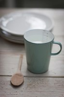 Enamel Measuring Jug - SECONDS