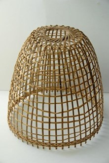 Bamboo Plant Cloche - Original Design