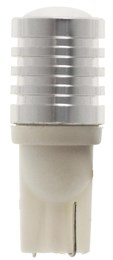 LV0822 - LED Globe 3 Watt with T10 Base