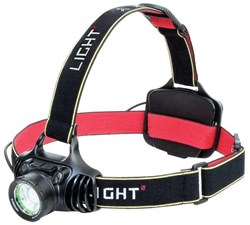 LVRH3 - Light 2 Rechargeable LED Headlamp Series