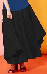 Cooper by Trelise Cooper - black gather together skirt